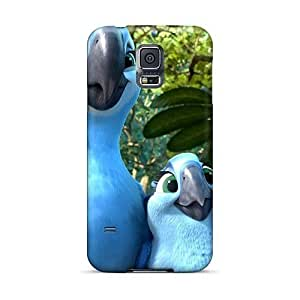 AlissaDubois Samsung Galaxy S5 Perfect Hard Phone Case Customized Attractive Rio 2 Pictures [HVu2780cHDL]