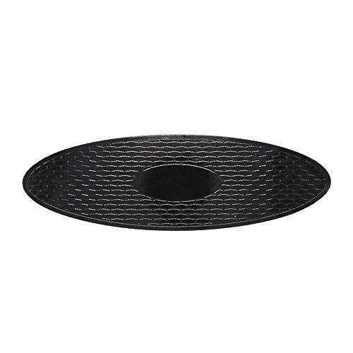SEN Support Collant de Protection dunit/é Centrale de Tapis de Tableau de Bord antid/érapant pour Accessoires de Voiture de t/él/éphone Portable Noirs