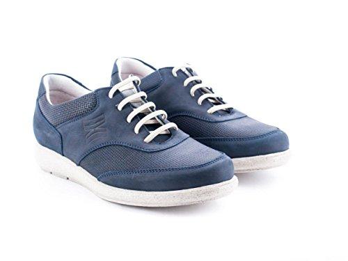 Schuch Callaghan Blue Skin 89506 Blau