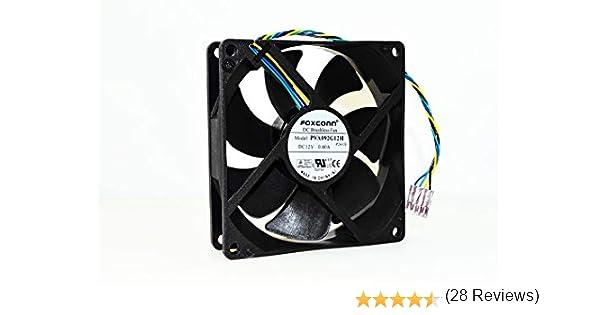 Ventilador FAN + Carcasa Deflector HP Compaq 8200 Elite SFF PVA092G12H AD0912UX-A7BGL: Amazon.es: Electrónica