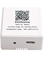 Tykeed DoHome Temperature and Humidity Sensors Collector Support Firmware Upgrade