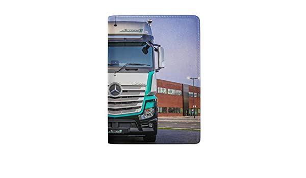 U.s Passport Cover Huge And Mighty Big Truck Stylish Pu Leather Travel Accessories Small Passport Cover For Women Men