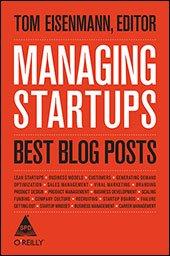 Read Online Managing Startups - Best Blog Posts ebook