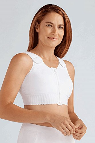 - Amoena Women's Patricia Compression Vest, White
