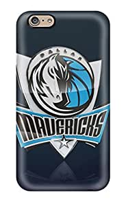 For Iphone Case, High Quality Dallas Mavericks Basketball Nba (36) For Iphone 6 Cover Cases by lolosakes