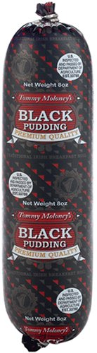 Irish Black Pudding 8oz X 5 Tubes