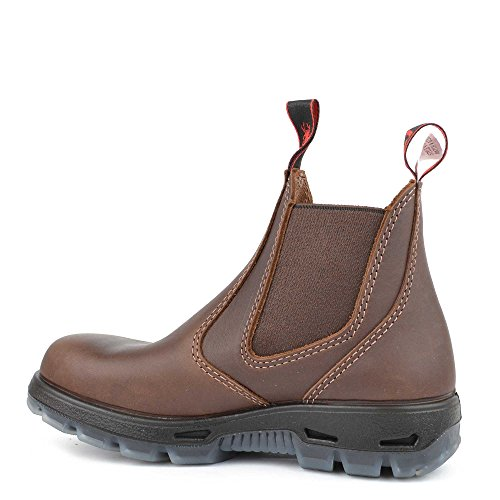 Redback Boots Boots Marron en Cuir Chaussures Jarrah Femme frfOq