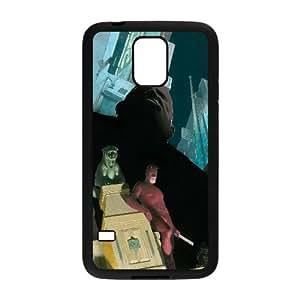 Daredevil Comic Samsung Galaxy S5 Cell Phone Case Black WON6189218970672