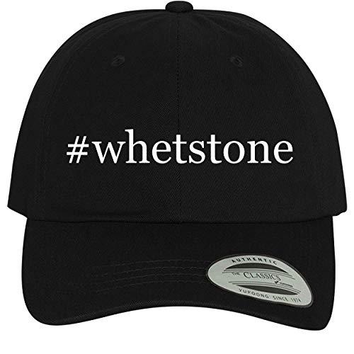 BH Cool Designs #Whetstone - Comfortable Dad Hat Baseball Cap, Black