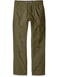 "Southpole Big Boys' ""Pocket Seams"" Jeans"