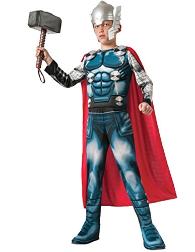 Marvel Universe Avengers Assemble Thor Deluxe Costume, Medium ()