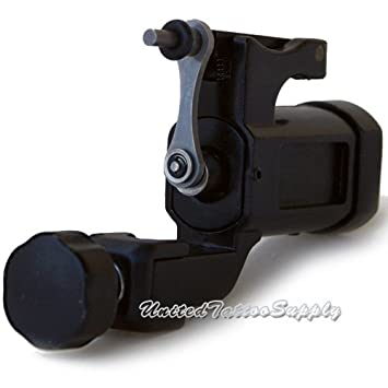 Amazon.com: AK-47 BLACK Rotary Tattoo Machine Lightweight Alloy ...