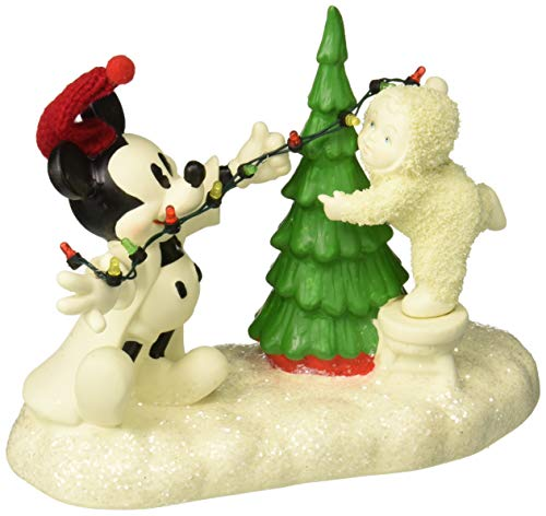 Department 56 Snowbabies and Disney