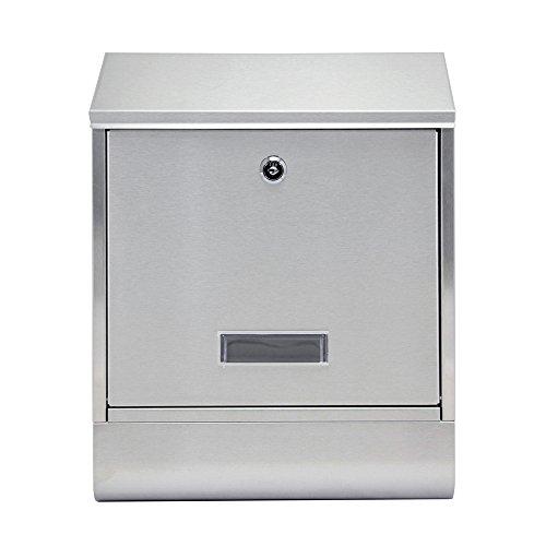 Briefkasten Postkasten Modern Wandbriefkasten Design Mailbox