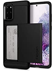Spigen ACS00760 Slim Armor CS Designed for Samsung Galaxy S20 Plus Case (2020), Black