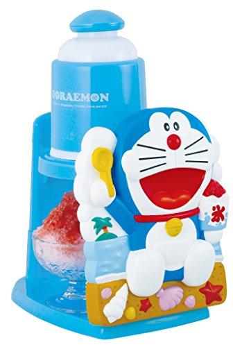 Doshisha Doraemon Electric Shaved Ice Machine Dis-1555dr