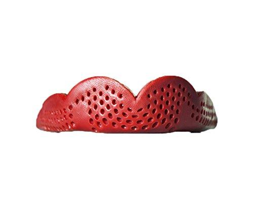 Sisu Max Next-Gen 2.4 mm Bocca aperta / bocca aperta per adulti - colori diversi, Colore:rojo