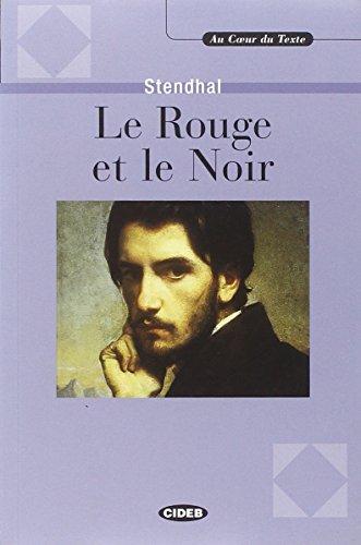 Le Rouge et le Noir - livre by Cideb