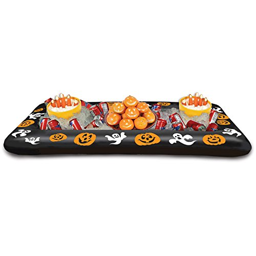 Beistle 00028 Inflatable Halloween Buffet Cooler, 28-Inch by 4-Feet 53/4-Inch]()