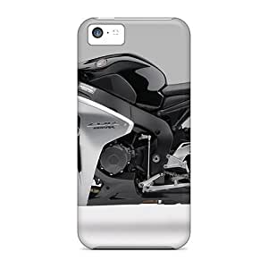 Excellent Iphone 5c Case Cover Back Skin Protector 2009 Honda Cbr 1000 Rr