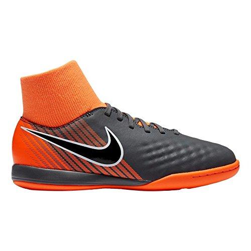 (Nike Jr. Magista ObraX II Academy Dynamic Fit Little/Big Kids' Indoor/Court Soccer Shoe (2.5Y))