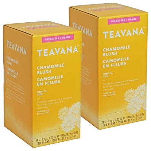 Blush Coffee (Starbucks Teavana Chamomile Blush 24 tea bags (2pack))