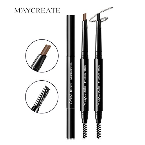 Amazon.com : Makeup Eyebrow Pencil (Dark Brown) : Beauty