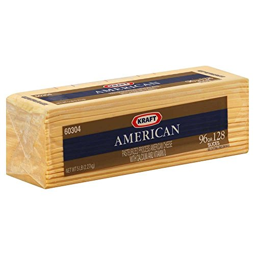 Kraft American Ribbon Sliced Cheese, 5 Pound -- 4 per case. by Kraft (Image #4)