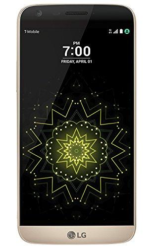 LG G5 - GSM Unlocked 4G LTE T-Mobile - 32GB Smartphone - Gold (Certified Refurbished) …