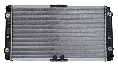 Depo 335-56005-200 Radiator (BUICK ROADMASTER/CV IMPALA/CAPRICE/CADILLAC FLEETWOOD/BROUGHAM 5.7L V8 CV CAPRICE 4.3L V8)