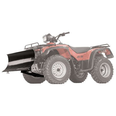 Moose Plow Mount (CAN-AM Outlander 650 EFI H.O. XT XTP 2007–2012 WARN Straight Blade Plow Kit, 48