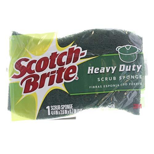 Scotch-Brite Bulk Pack Cleaning Scrub Pads, (80 Count) by Scotch-Brite (Image #1)