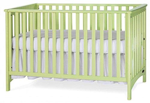 Childcraft London Euro Crib-Lime