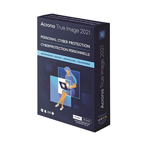 Acronis True Image Premium Edition   1PC   1TB Cloud   1 Yr Subscription  Standaard  1 Apparaat   1 Jaar   PC/Mac…