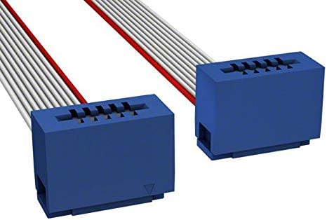 C3EEG-1018G Pack of 10 CCE10G//AE10G//CCE10G IDC CABLE