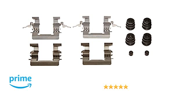 Raybestos H18044A Professional Grade Disc Brake Caliper Hardware Kit