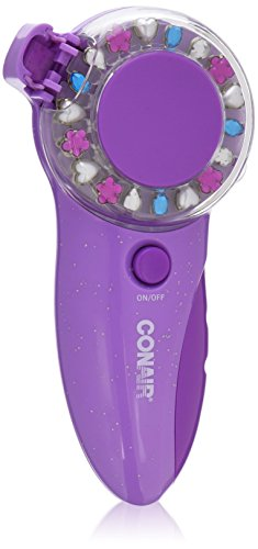 What to buy a 9 year old girl for her birthday? Conair Quick Gems Hair Jeweler