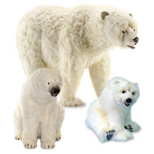 Hansa Life Size Polar Bear 54