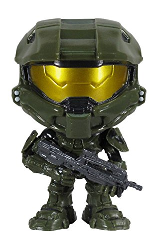 Funko - Figurine Halo 4 Master Chief Pop 10cm - 0830395029