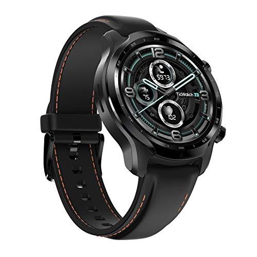 🥇 TicWatch Pro 3 reloj inteligente con GPS para hombres y mujeres