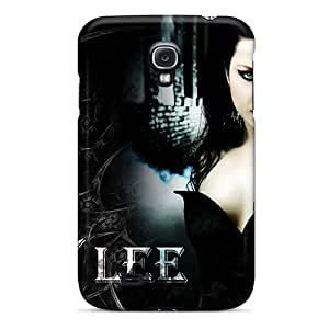 High Impact Dirt/shock Proof Case Cover For Galaxy S4 (amy Lee)