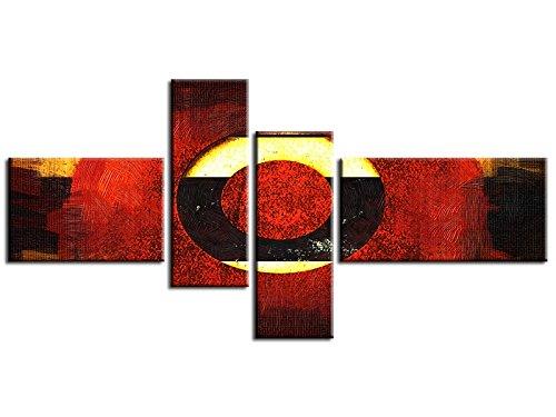 Rouge  Tableau Deco on ne Sait jamais - Top VENTE-1A-RKK044HX16U-V
