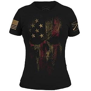 Grunt Style American Reaper 2.0 Women's T-Shirt