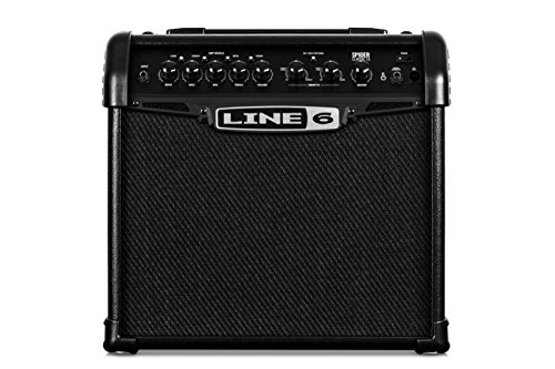 15w Guitar Amp (Line 6 Spider Classic 15 Modeling Amplifier)
