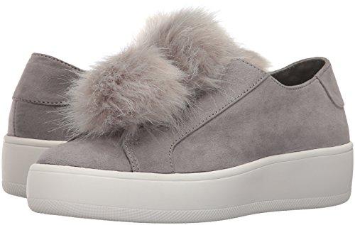 EU Grey Madden a Sneaker 36 Basso Micro Steve Bryanne Grigio Donna Collo Pq8dwCna