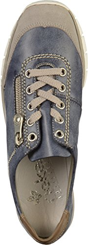Rieker 41 Jeans 53721 quarz Zapatos steel jeans wwqRvrU7zx