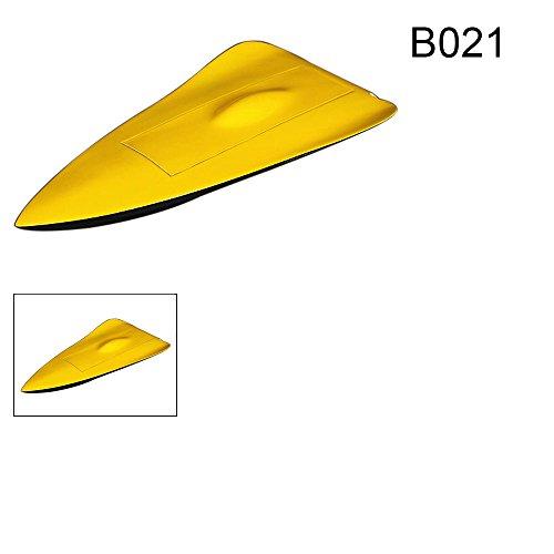 (Dancing Wings Hobby B021 RC ECO Fiberglass Boat Hull 530mm Kit; Water Proof Ship for)