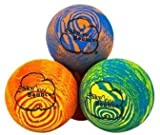 Sky Bounce Balls Rainbow Color Rubber Handball