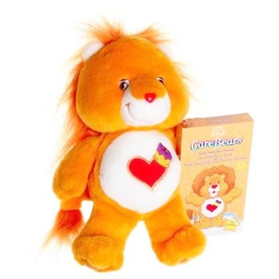 - Care Bear Cousins Brave Heart 13