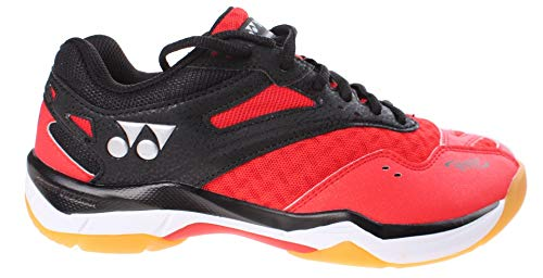 45 Power Red Cushion Men's Badminton Boot Size 4Y6Aqxn